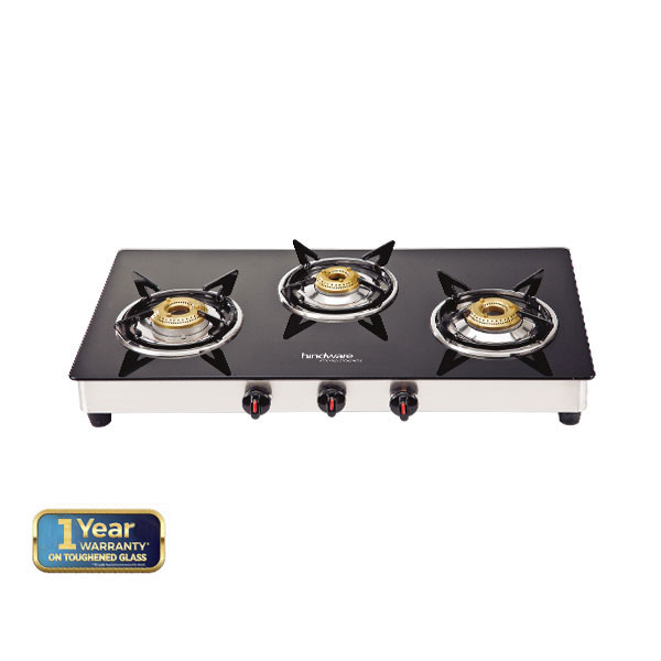 NEO GL 3B GLASS COOKTOP HINDWARE